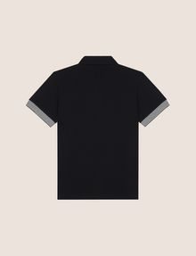 ARMANI EXCHANGE SHORT SLEEVES POLO [*** pickupInStoreShippingNotGuaranteed_info ***] r