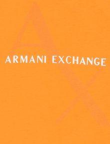 ARMANI EXCHANGE Logo T-shirt Man d