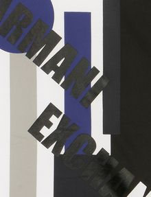 ARMANI EXCHANGE Graphic T-shirt Man d