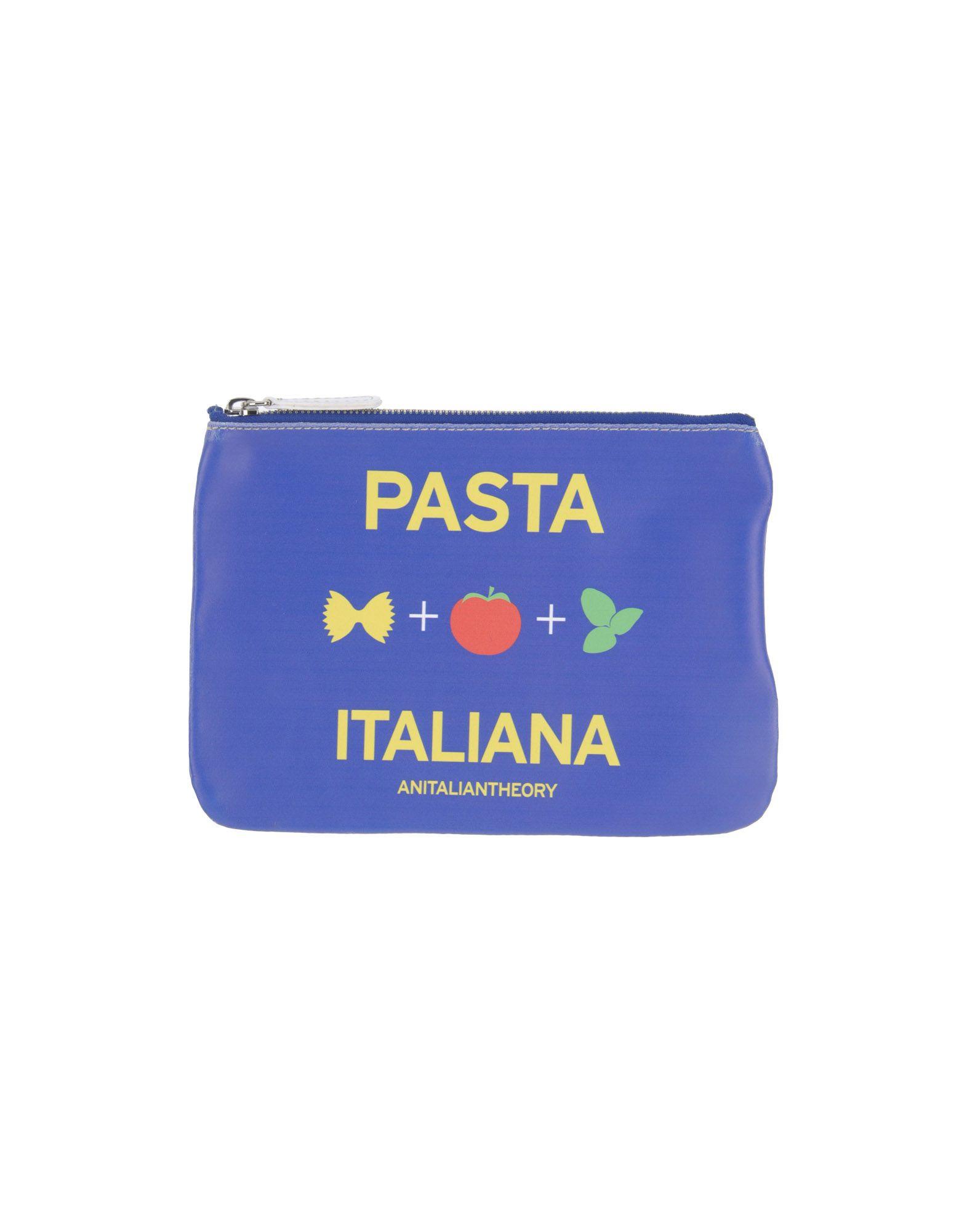 AZZURRA GRONCHI + AN ITALIAN THEORY Косметичка azzurra cvt