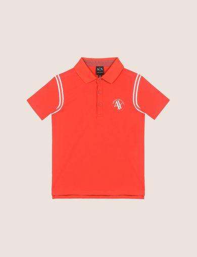 ARMANI EXCHANGE Kurzärmeliges Poloshirt Herren F