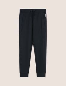 ARMANI EXCHANGE GIRLS CLASSIC LOGO JOGGER Fleece Pant Woman f
