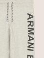 ARMANI EXCHANGE BOYS MESH LOGO JOGGER Fleece Pant Man d