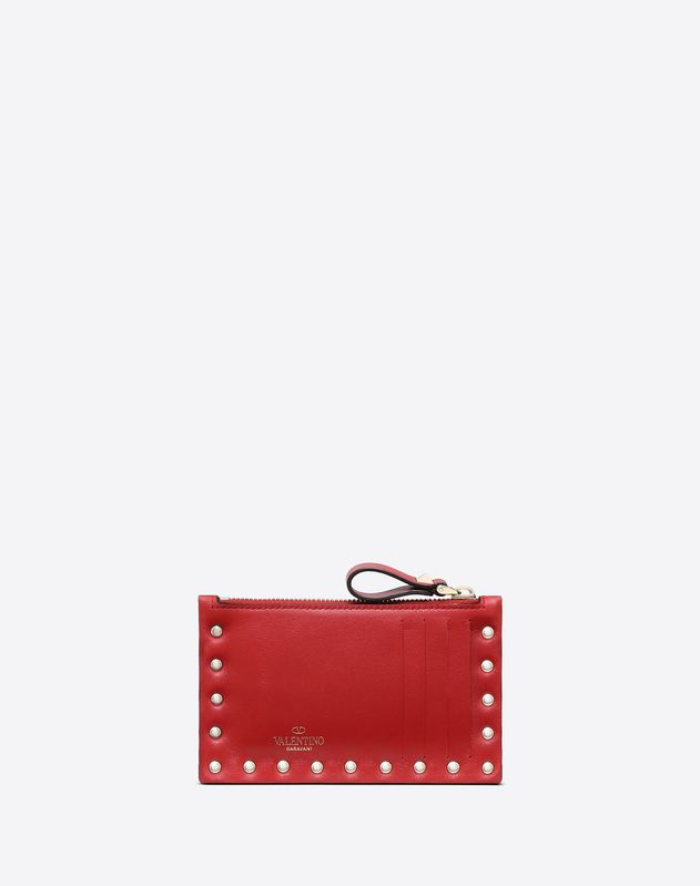 Rockstud Card Case
