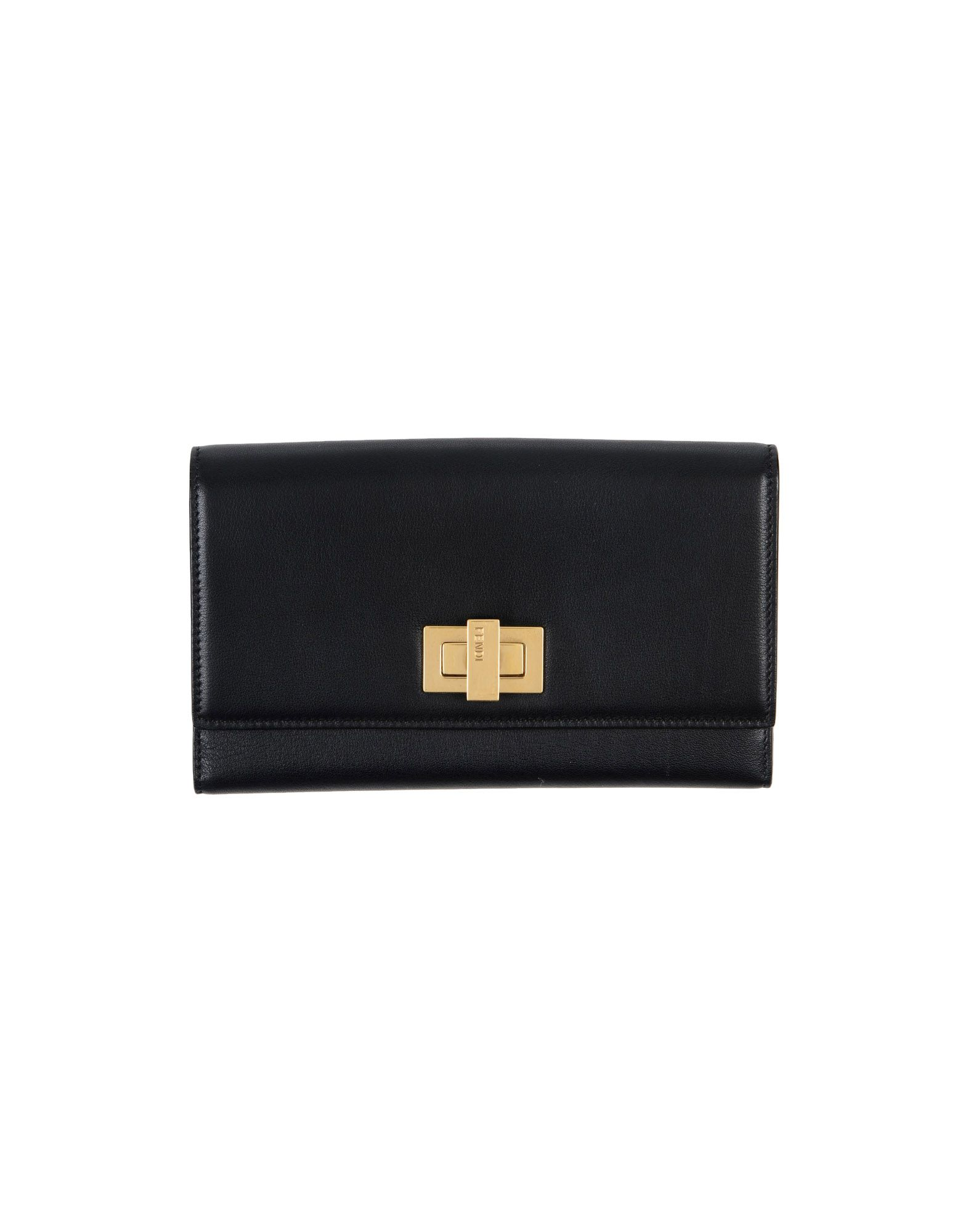 レディース フェンディ 財布 ブラック