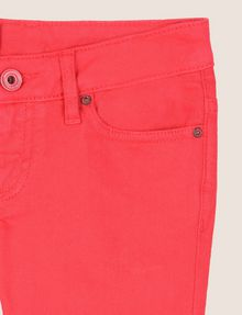 ARMANI EXCHANGE GIRLS COLORFUL CROPPED SUPER-SKINNY JEANS Skinny jeans Woman d
