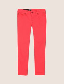 ARMANI EXCHANGE GIRLS COLORFUL CROPPED SUPER-SKINNY JEANS Skinny jeans Woman f