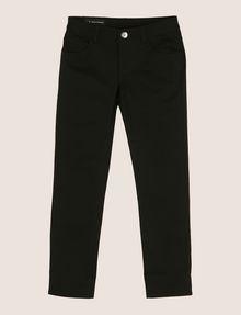 ARMANI EXCHANGE BOYS CLASSIC SLIM-FIT TWILL PANTS Pant Man f