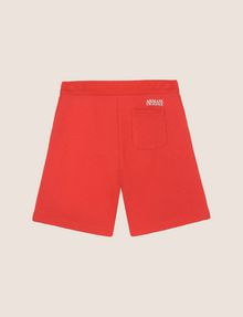 ARMANI EXCHANGE BOYS LOGO DRAWSTRING SWEATSHORTS Fleece Short [*** pickupInStoreShippingNotGuaranteed_info ***] r
