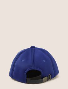 ARMANI EXCHANGE COLORBLOCKED CIRCLE LOGO HAT Hat Man r