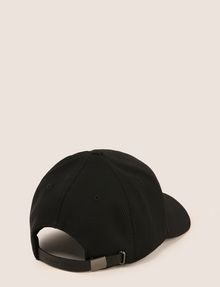 ARMANI EXCHANGE SHADED LOGO MESH HAT Hat Man r