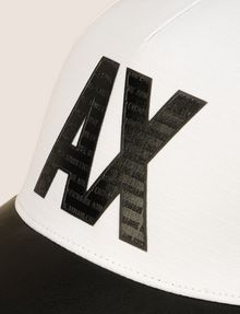 ARMANI EXCHANGE MINI LOGO COLORBLOCK HAT Hat Man d