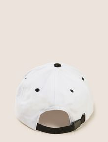 ARMANI EXCHANGE MINI LOGO COLORBLOCK HAT Hat Man r