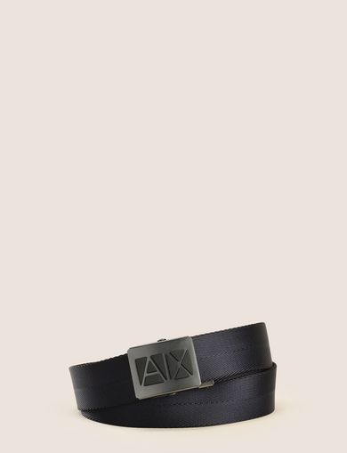 CANVAS UTILITY BUCKLE BELT