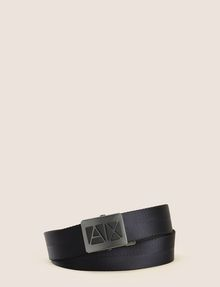 ARMANI EXCHANGE CANVAS UTILITY BUCKLE BELT Belt Man f