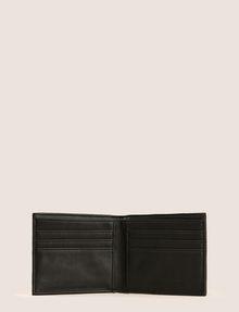 ARMANI EXCHANGE CLASSIC LOGO BILLFOLD WALLET Small leather good Man r
