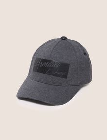 ARMANI EXCHANGE CUTOUT LOGO HAT Hat Man f