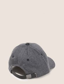 ARMANI EXCHANGE CUTOUT LOGO HAT Hat Man r
