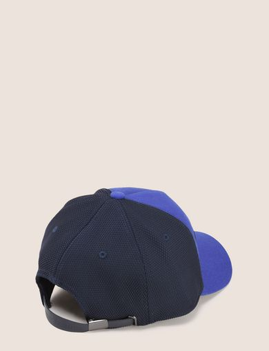 SHADED LOGO MESH HAT