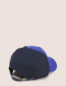 ARMANI EXCHANGE SHADED LOGO MESH HAT Hat Man r