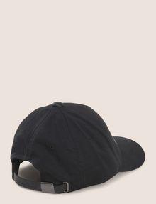 ARMANI EXCHANGE CUTOUT LOGO HAT Hat Man r