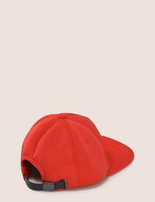 ARMANI EXCHANGE COLORBLOCKED CIRCLE LOGO HAT Hat Man r