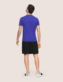 ARMANI EXCHANGE BRIDGESCAPE LOGO TEE Logo T-shirt Man e
