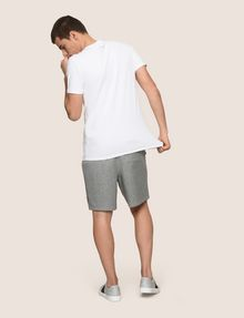 ARMANI EXCHANGE T-SHRT MIT TYPEWRITER FRAGMENTLOGO Logo-T-Shirt Herren e