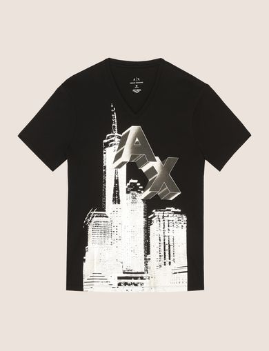ARMANI EXCHANGE Graphic T-shirt Man R