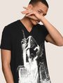 ARMANI EXCHANGE T-Shirt mit Grafik Herren a