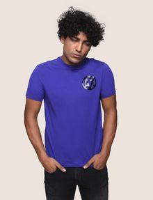 ARMANI EXCHANGE Camiseta con logotipo Hombre f