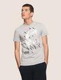 ARMANI EXCHANGE T-Shirt mit Grafik Herren f