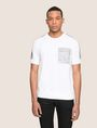 ARMANI EXCHANGE UTILITY POCKET TEE S/L Knit Top Man f