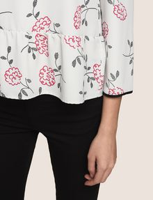 ARMANI EXCHANGE Printed Shirt Woman b