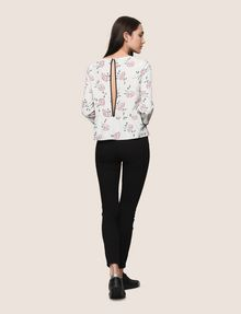 ARMANI EXCHANGE Printed Shirt Woman e