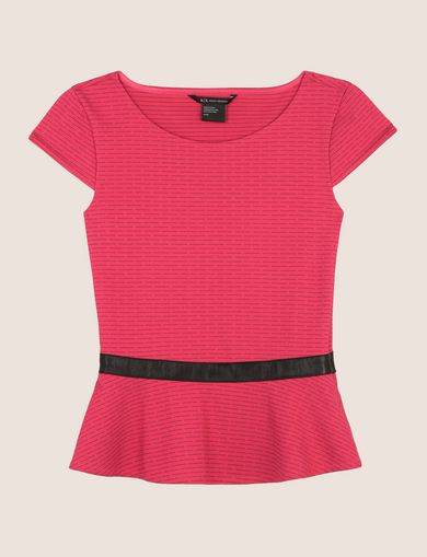 ARMANI EXCHANGE S/L Stricktop Damen R