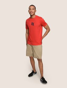ARMANI EXCHANGE SIMPLE LOGO TEE Logo T-shirt Man d