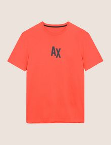 ARMANI EXCHANGE SIMPLE LOGO TEE Logo T-shirt Man r