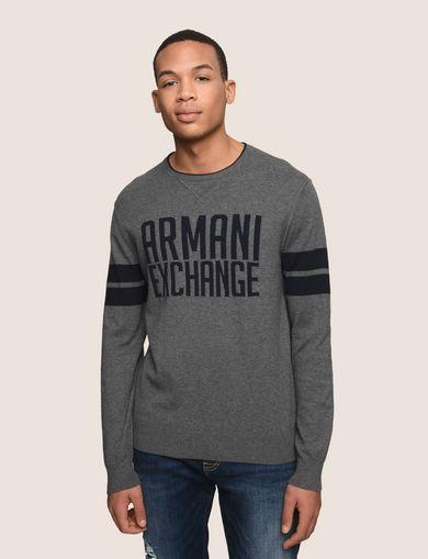 ARMANI EXCHANGE Cuello redondo Hombre F