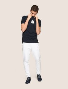 ARMANI EXCHANGE T-SHIRT CON STAMPA LOGATA Camiseta con logotipo [*** pickupInStoreShippingNotGuaranteed_info ***] d