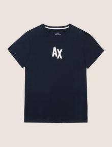 ARMANI EXCHANGE T-SHIRT CON STAMPA LOGATA Camiseta con logotipo [*** pickupInStoreShippingNotGuaranteed_info ***] r