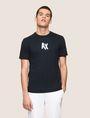 ARMANI EXCHANGE T-SHIRT CON STAMPA LOGATA Camiseta con logotipo [*** pickupInStoreShippingNotGuaranteed_info ***] f