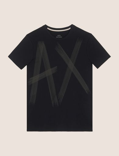 ETCHED LOGO TEE