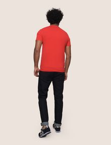 ARMANI EXCHANGE T-SHIRT CON STAMPA LOGATA Camiseta con logotipo Hombre e