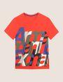 ARMANI EXCHANGE T-SHIRT CON STAMPA LOGATA Camiseta con logotipo Hombre r