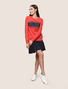 ARMANI EXCHANGE Fleece-Top [*** pickupInStoreShipping_info ***] d