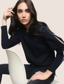 ARMANI EXCHANGE Crew Neck Woman a