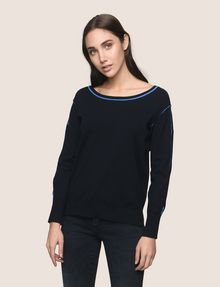 ARMANI EXCHANGE Crew Neck Woman f