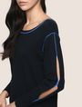 ARMANI EXCHANGE Crew Neck Woman b