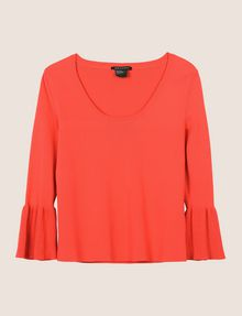 ARMANI EXCHANGE BELL SLEEVE SWEATER Pullover Woman r